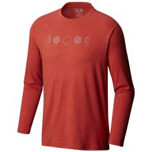 Polera Hombre Phases of the Space Station™ Long Sleeve