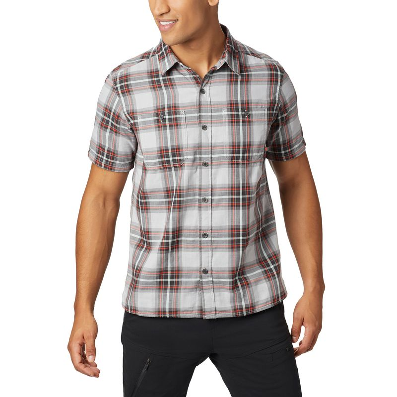 Camisa-Hombre-Sinks-Canyon™-Short-Sleeve
