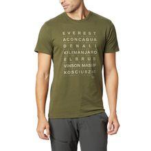 Polera Hombre Seven Summits™ Short Sleeve