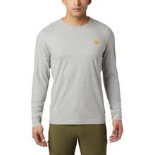 Polera Hombre Hardwear™ Logo Long Sleeve