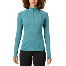 Polera Mujer Ghee™ Long Sleeve 1/4 Zip