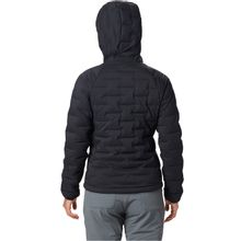 Parka Pluma Mujer Super/DS™ Stretchdown Hooded