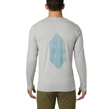 Polera Hombre Vertical Oriented™ Long Sleeve