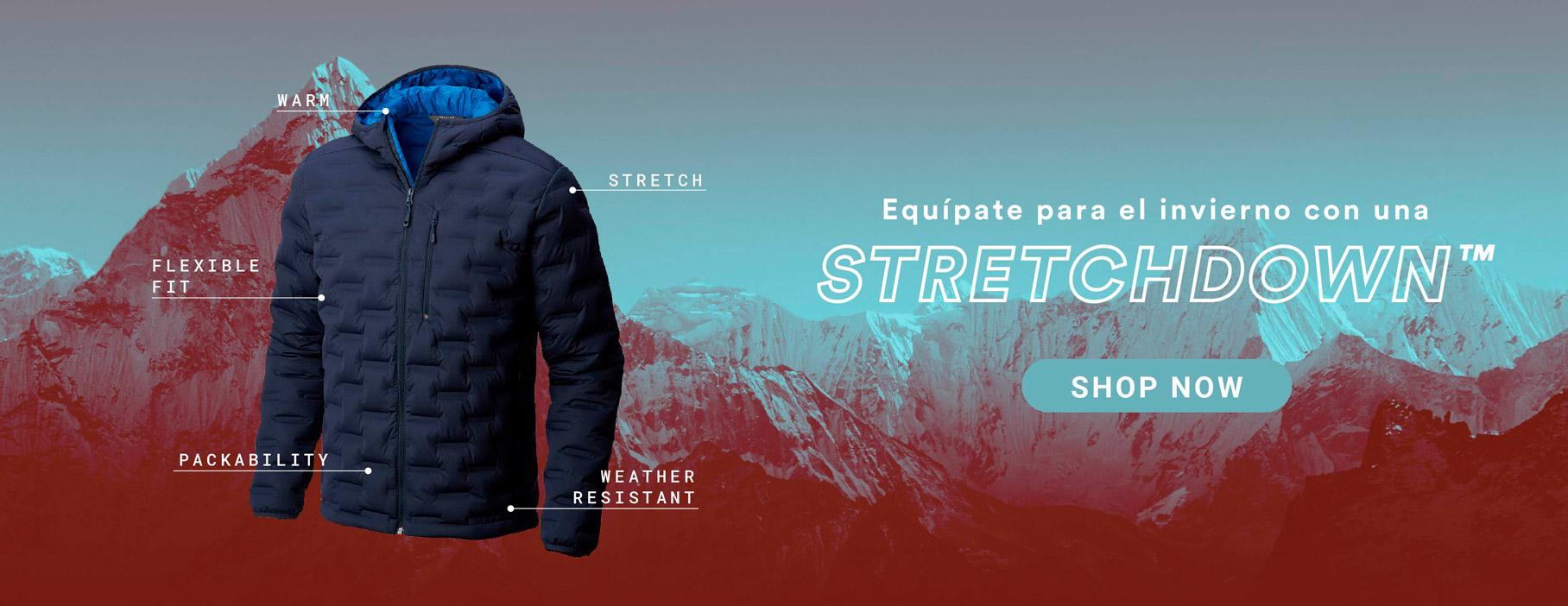 Stretchdown